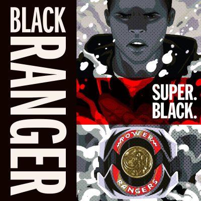 Black Ranger - Super. Black.