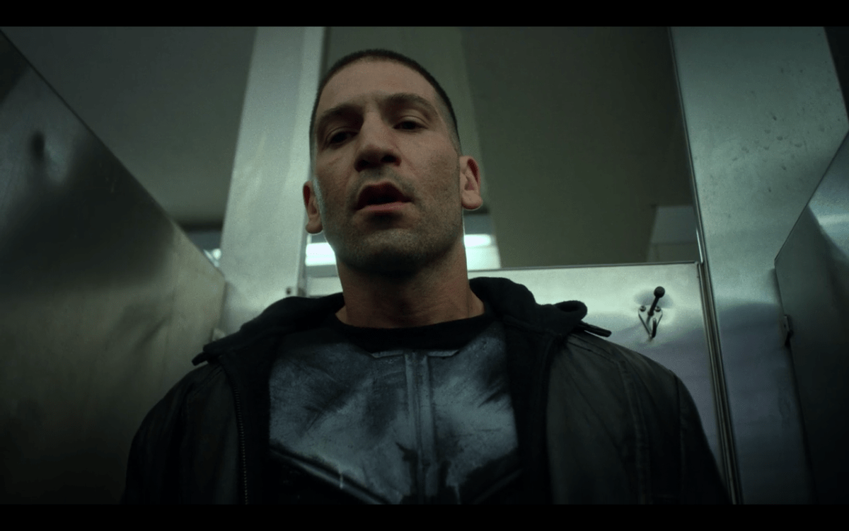 The Netflix Punisher - Super. Black.