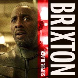 Brixton - Super. Black