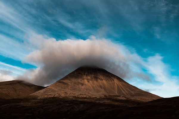 Mountain in clouds - selecting and hiring the right people for your business