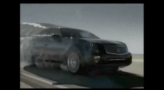 2004 Cadillac Super Bowl Ad Turbulence