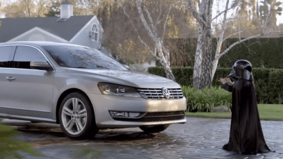 "2011 Volkswagen Super Bowl XLV Commercial ""The Force"""