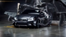 Lexus Unleash the Beast (2012)