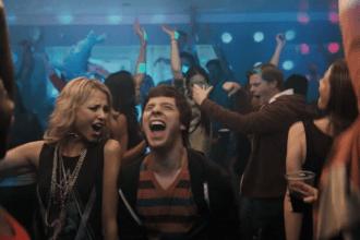 "2013 Pepsi Next Super Bowl XLVII comercial ""Party"""