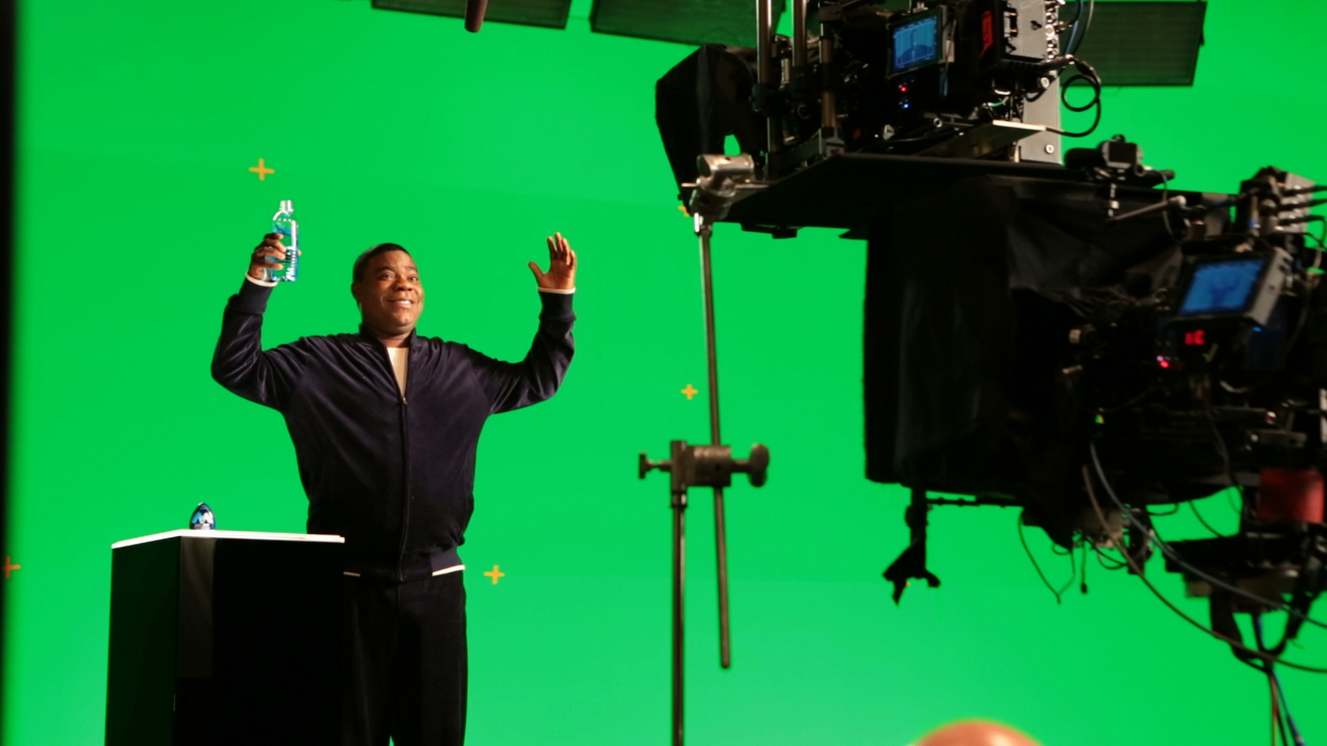 2013 Kraft MiO Super Bowl XLVII commercial with Tracy Morgan