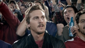 "2013 Bud Light Super Bowl XLVII Commercial ""Journey"""