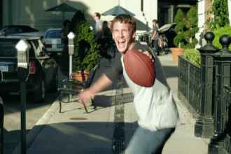 Skechers 2013 Super Bowl XLVII commercial with Joe Montana and Ronnie Lott
