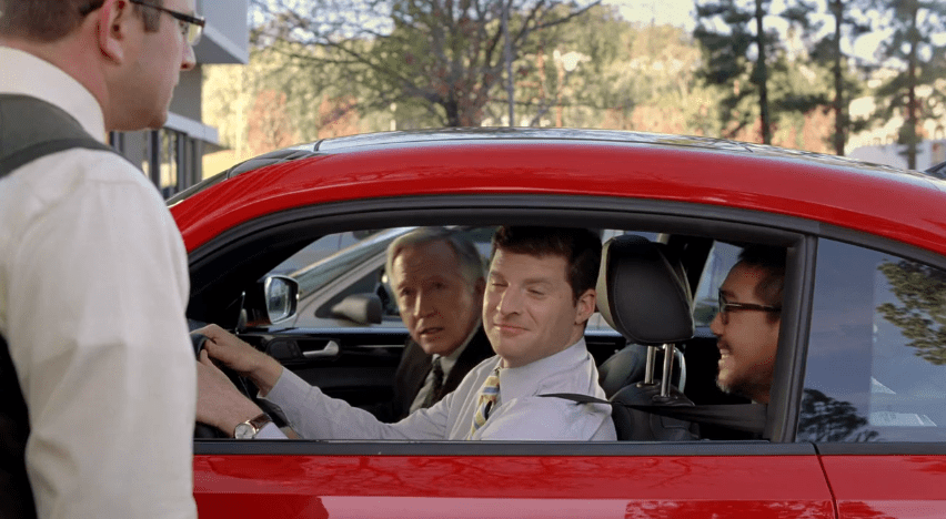 "2013 Volkswagen Super Bowl XLVII commercial ""Get Happy"""