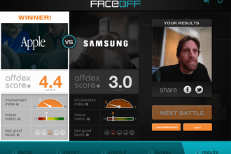 Affectiva screen grab from website