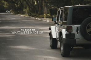 """2013 Chrysler Jeep Super Bowl XLVII Ad """"Whole Again"""" with Oprah Winfrey Salut to troops"""