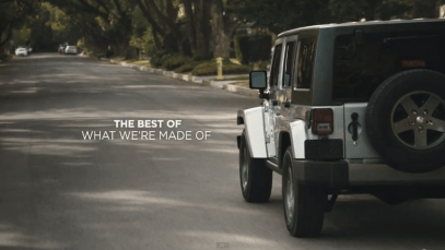 "[VIDEO] Jeep 2013 Super Bowl XLVII Ad ""Whole Again"" with Oprah Winfrey"