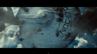 "2013 Paramount Super Bowl XLVII ""Star Trek into Darkness"""