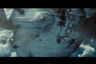 """2013 Paramount Super Bowl XLVII """"Star Trek into Darkness"""""""