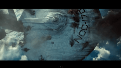"[VIDEO] Paramount Pictures 2013 Super Bowl Ad ""Star Trek Into Darkness"""