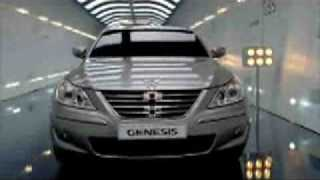 "2008 Hyundai Genesis Super Bowl Ad ""Luxury"""