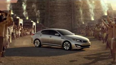 "2011 Kia Optima: ""One Epic Ride"" Super Bowl XLV Commercial"