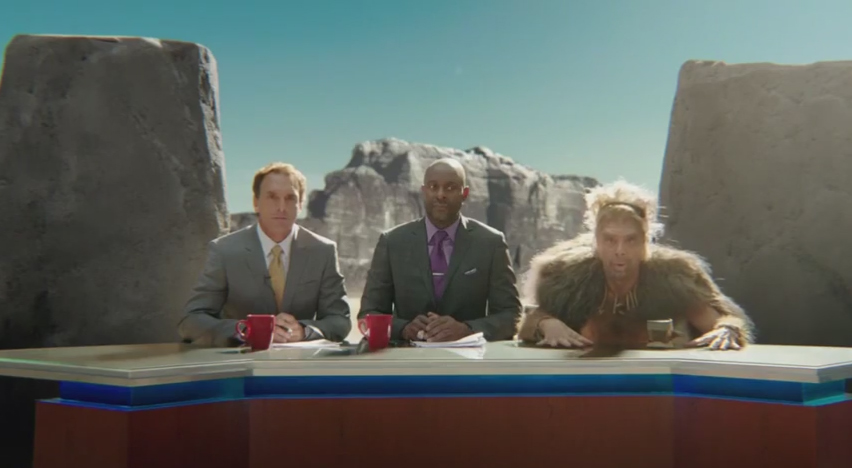 2015 Avocados From Mexico Super Bowl Ad #FirstDraftEver with Jerry Rice and Doug Flutie