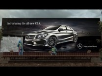 "[VIDEO] Mercedes-Benz 2013 Super Bowl XLVII Commercial ""Soul"""