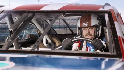 """NBC Sports 2015 Super Bowl XLIX Ad """"America Start Your Engines"""" featuring Nick Offerman"""