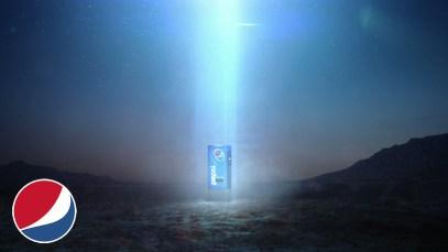 "Pepsi 2015 Super Bowl XLIX Ad ""Halftime Touches Down"""