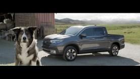 "Honda Ridgeline 2016 Super Bowl 50 Ad ""A New Truck to Love"""