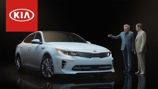 "Kia Optima 2016 Super Bowl 50 Ad ""Walken Closet"""