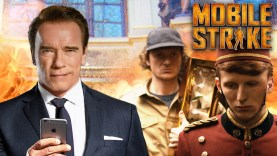"Mobile Strike 2016 Super Bowl 50 Ad ""Arnold's Fight"""