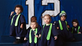 "NFL 2016 Super Bowl 50 Ad ""Super Bowl Babies Choir"""