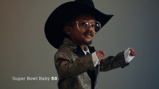 "2017 NFL Super Bowl 51 (LI) TV Commercial ""Super Bowl Baby Legends"""