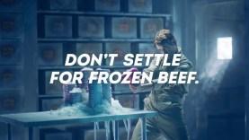 "2017 Wendy's Super Bowl 51 (LI) TV Commercial ""Cold Storage"""