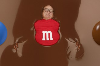 Mars Incorporated Super Bowl Teaser Danny DeVito