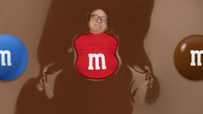 Mars Incorporated Super Bowl Teaser with Danny DeVito