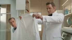 "Persil ProClean Super Bowl Ad ""Science of Clean: 10 Dimensions"""
