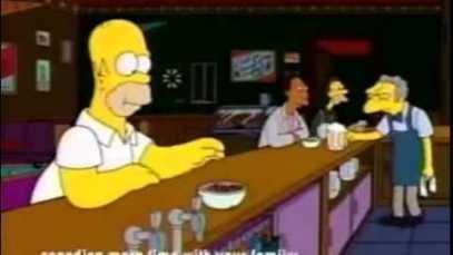 2004 MASTERCARD – Homer Simpson