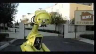2007 GM – Robot