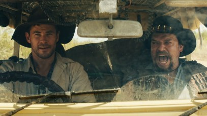 2018 TOURISM AUSTRALIA –  Dundee with Chris Hemsworth and Danny McBride