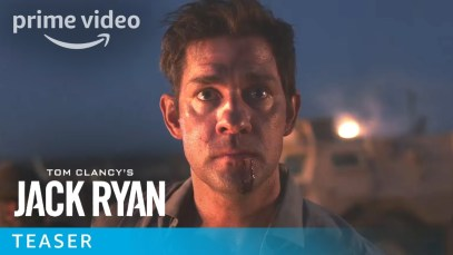 Tom Clancy's Jack Ryan – Super Bowl Commercial | Prime Video