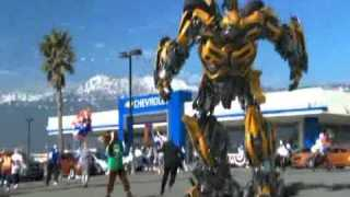2011 GM CHEVY – Bumblebee