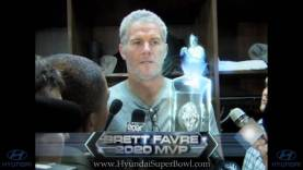 [HD] Exclusive 2010 Super Bowl XLIV Commercial with Brett Favre Hyundai Commercial