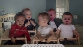 [HD] Exclusive E-Trade Baby Tears 2010 SuperBowl 44 XLIV Commercial Ad