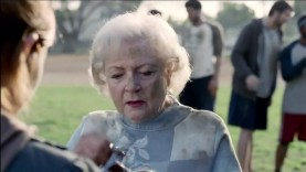 [HD] Exclusive Snickers Super Bowl XLIV 44 2010 Commercial with Betty White and Abe Vigoda Ad