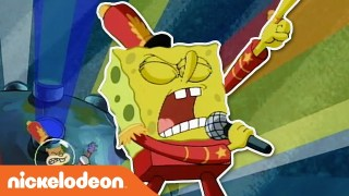 SpongeBob to Appear with Maroon 5 During Halftime Show (possibly)