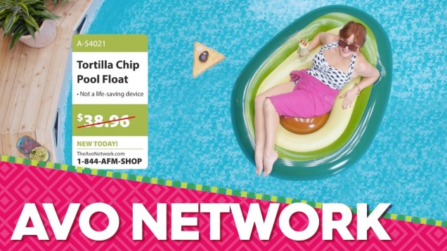 2020 AVOCADOS FROM MEXICO – Shopping Network with Molly Ringwald