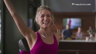 "2020 FABLETICS ""New Year, New You"" – Super Bowl Official Commercial"