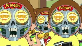 2020 PRINGLES – Rick and Morty