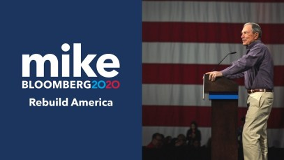 Mike Bloomberg buys 60-second national Super Bowl spot