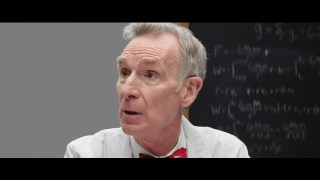 SodaStream Super Bowl Teaser with Bill Nye The Science Guy