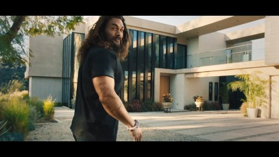 2020 ROCKET MORTGAGE – Jason Momoa Comfortable