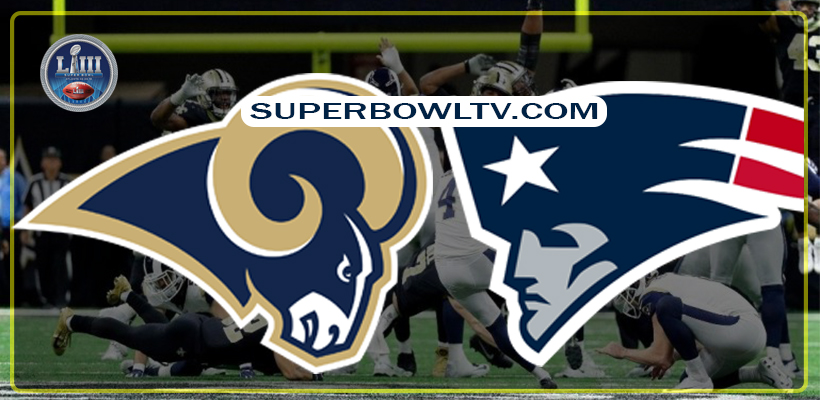 Rams Vs Patriots Live Stream