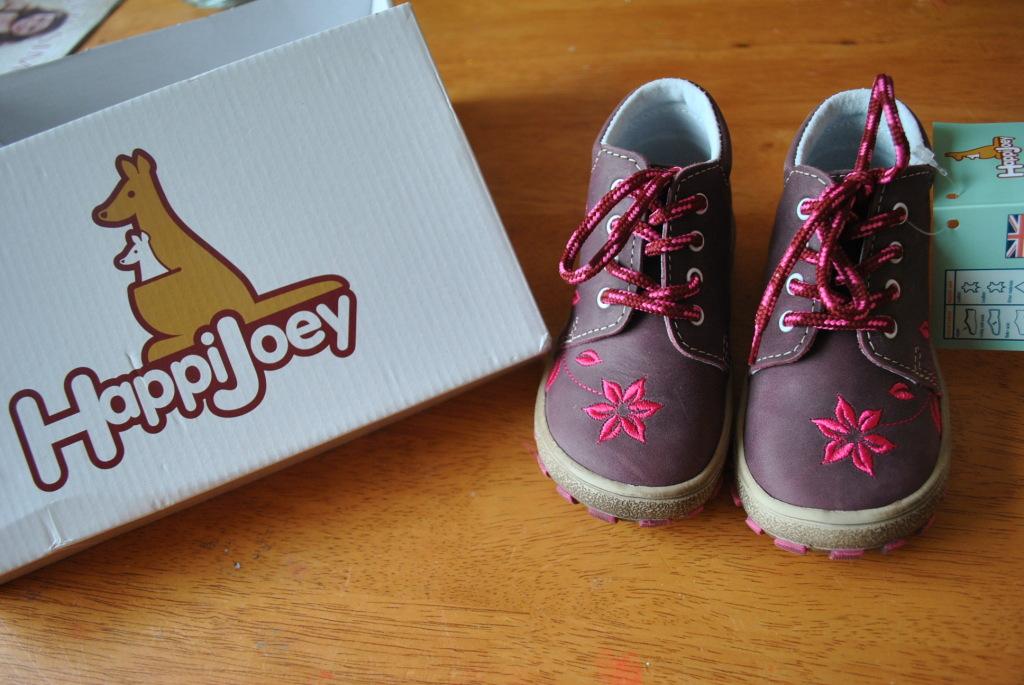 HappiJoey Pinkie Petal Shoe Review